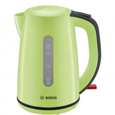 TWK7506 | Кана за затопляне на вода Зелен чай/черно-сив