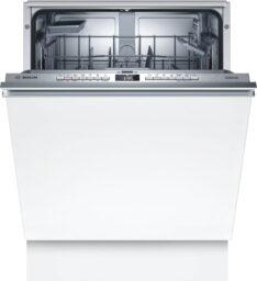 SMV4HAX40E | Серия 4 – Съдомиялна за вграждане 60см