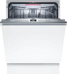 SMV4HCX48E   Серия 4 – Съдомиялна за вграждане 60см