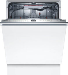 SMV6EDX57E | Серия 6 – Съдомиялна за вграждане 60см