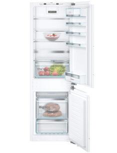 KIN86AFF0 | Серия 6 – Хладилник за вграждане NoFrost