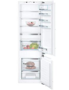 KIS87AFE0 | Серия 6 – Хладилник за вграждане Low Frost