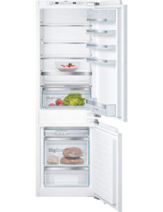 KIS86AFE0 | Серия 6 – Хладилник за вграждане Low Frost