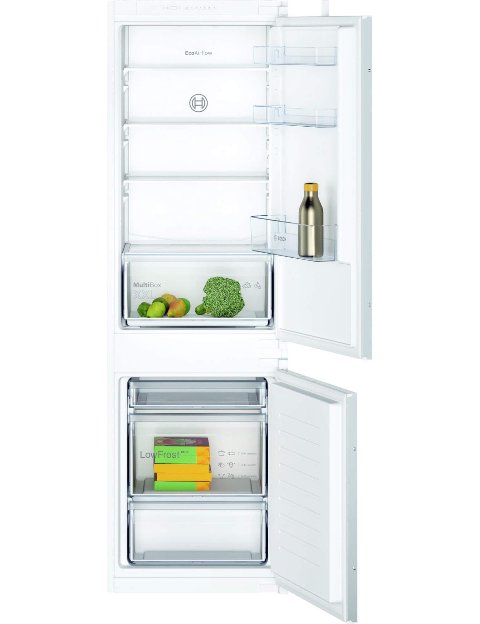 KIV86NSF0 | Серия 2 – Хладилник за вграждане Low Frost